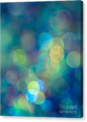 Blue Of The Night Canvas Print