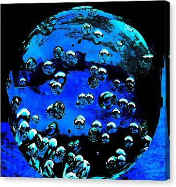 Blue Planet  Canvas Print by Colette V Hera  Guggenheim