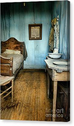 Blue Room Canvas Print