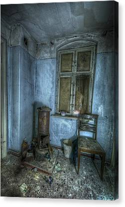 Blue Room Canvas Print by Nathan Wright