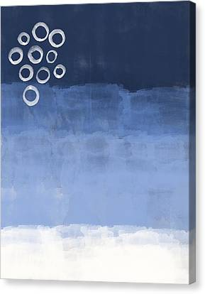 Blue Sky Canvas Print by Aged Pixel