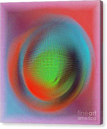 Blur Canvas Print by Iris Gelbart