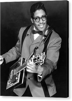 Bo Diddley Canvas Print