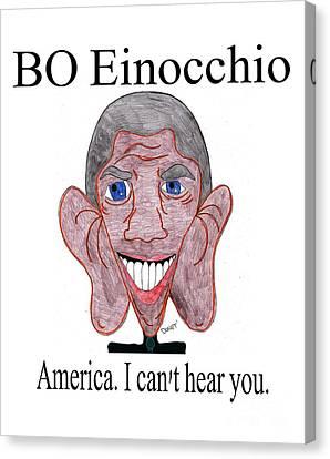 Bo Einocchio Canvas Print
