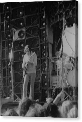 Bob Weir Grateful Dead Dsm Ia Canvas Print