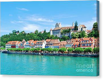 Canvas Print featuring the photograph Bodensee by William Wyckoff