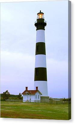 Bodie Light 4 Canvas Print by Mike McGlothlen