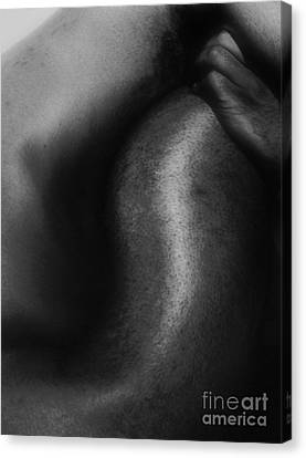 Bodyart2 Canvas Print