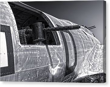 Boeing Flying Fortress B-17g  -  07 Canvas Print by Gregory Dyer