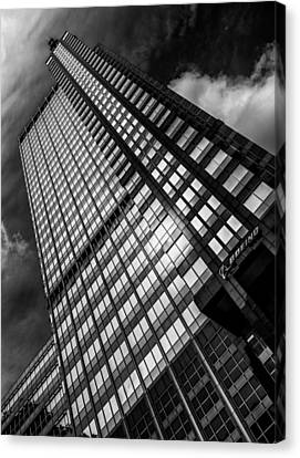 Boeing World Headquarters Canvas Print by James Howe