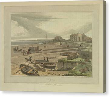 Bognor Canvas Print by British Library