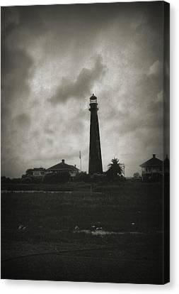 Bolivar Lighthouse Canvas Print