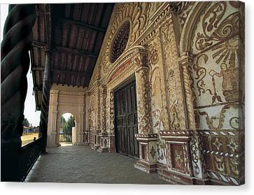 Bolivia. Santa Cruz. San Jos� De Canvas Print by Everett
