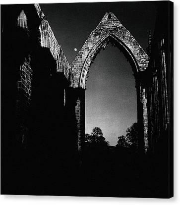 Bolton Abbey Yorkshire Canvas Print by Mark Preston