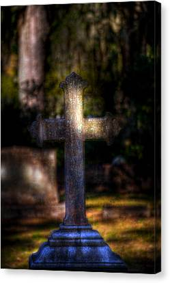 Bonaventure Cross Canvas Print