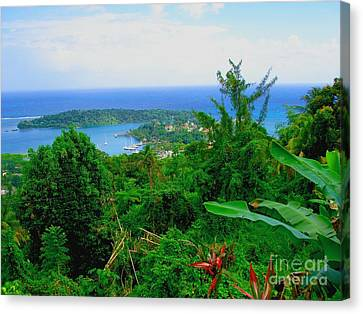 Bonnieview Canvas Print