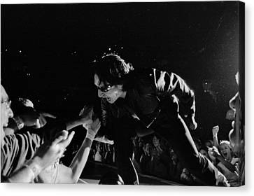 Bono 051 Canvas Print by Timothy Bischoff
