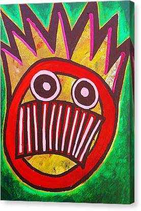 Kevin Canvas Print - Boognish One by Kevin J Cooper Artwork