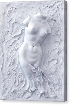 Born Again Canvas Print by Elena Fattakova