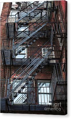Boston Escape Canvas Print by John Rizzuto