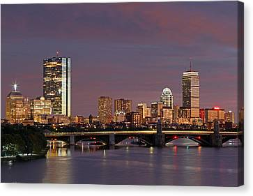Boston Pride Canvas Print by Juergen Roth