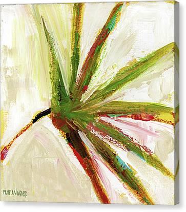 Botanical Beach Canvas Print - Botanical IIi by Pamela J. Wingard