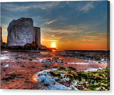 Botany Bay Sunset Canvas Print