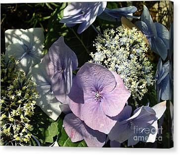 Bouquet Canvas Print