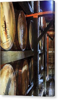 Bourbon Warehouse Canvas Print