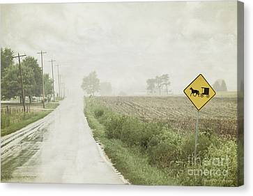 Brake For Buggies Canvas Print