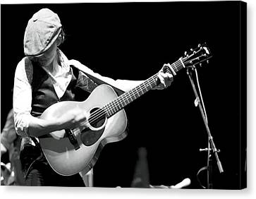 Basie Canvas Print - Brandi Carlile Count Basie Theatre by Terry DeLuco