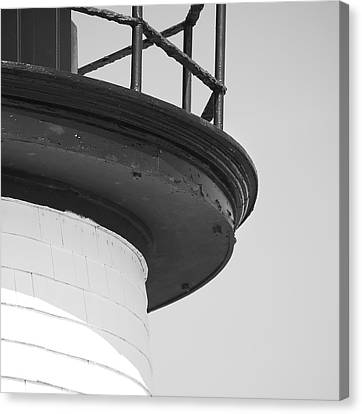 Brant Point Lighthouse Canvas Print by Charles Harden