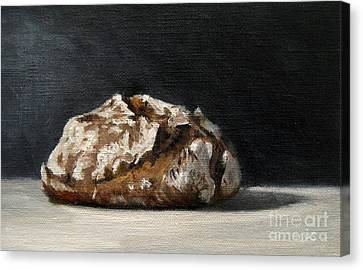 Bread Canvas Print