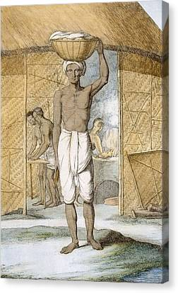 Breadmaker, From The Hindus, Or Canvas Print