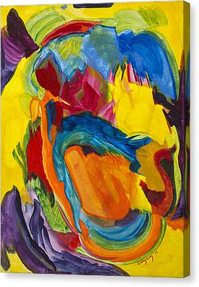 Break Free Canvas Print by Cathy Long