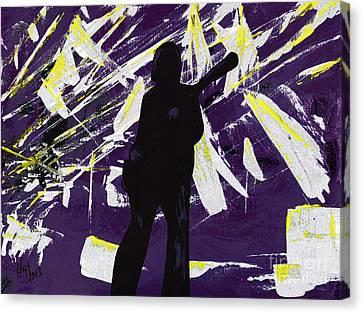 Breakdown Canvas Print