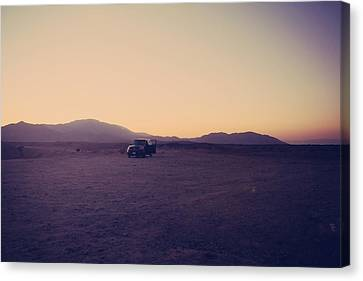 Breakdown Canvas Print by Laurie Search