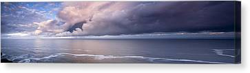 Breaking Storm Canvas Print by Andrew Soundarajan