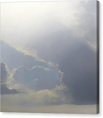 Breakthrough Sold Canvas Print by Cap Pannell