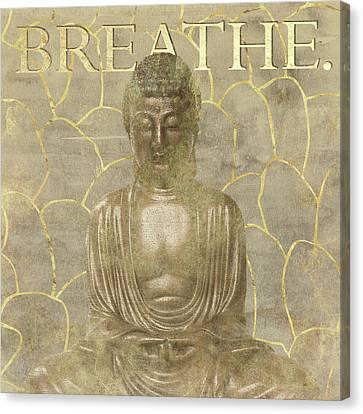 Breathe Canvas Print by Aubree Perrenoud