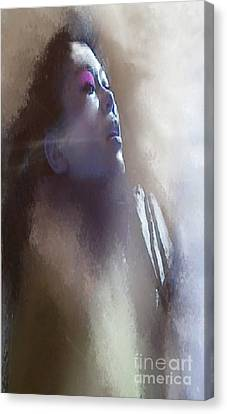 Breathe Canvas Print by Rc Rcd