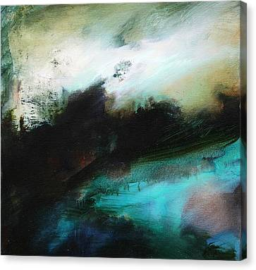 Breathing Space Canvas Print by Lissa Bockrath