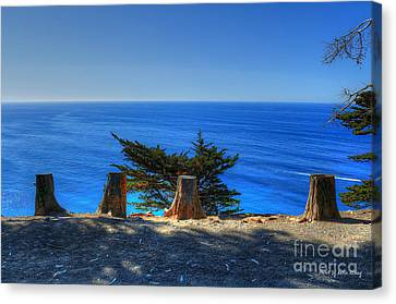 Breathtaking Canvas Print by Kevin Ashley
