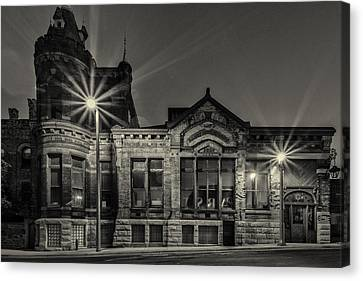 Brewhouse 1880 Canvas Print by CJ Schmit