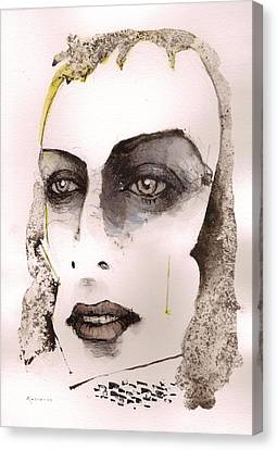 Brian Eno Canvas Print