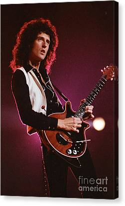 Brian Of Queen Canvas Print