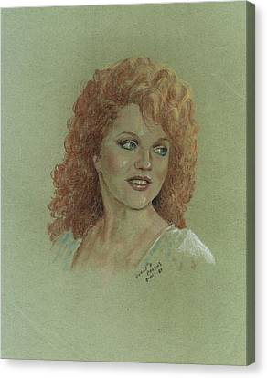 Briar Canvas Print