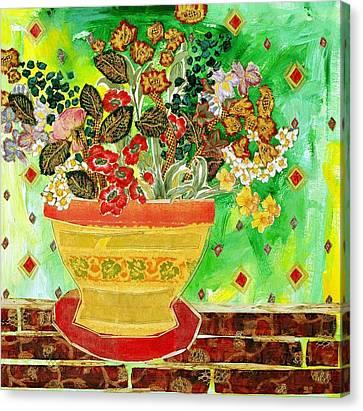 Canvas Print - Bric A Brac by Diane Fine