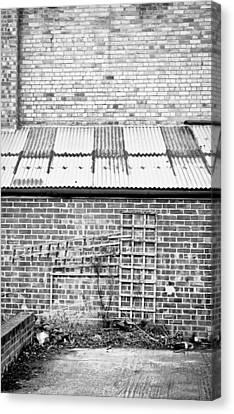 Brick Walls Canvas Print