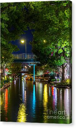 Bricktown Canvas Print